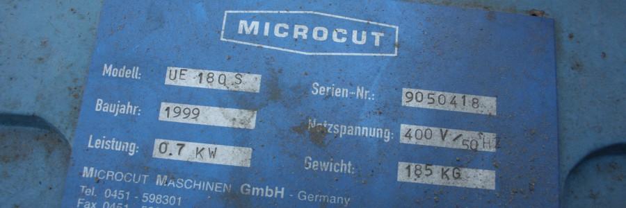 Metallbandsaege Microcut UE 180 S